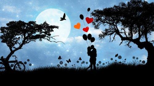 Liebe in Dualseelen-Beziehung / Seelenpartnerschaft